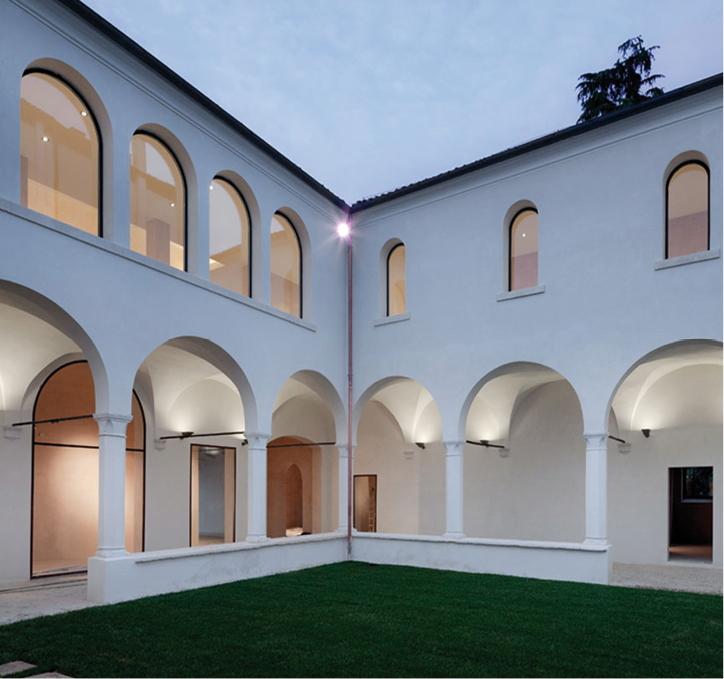 Renovierung und Aufwertung von Gebäuden