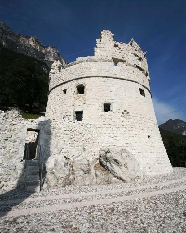 Fortificazioni Bastione Veneziano a Riva del Garda 6