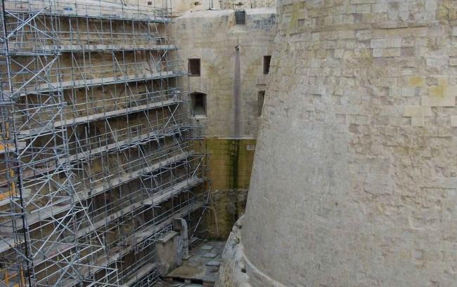 Fortificazioni Fortificazioni e mura a La Valletta 1