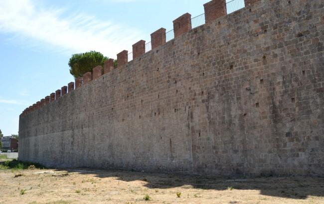 Fortificazioni Mura di Pisa a Pisa 3