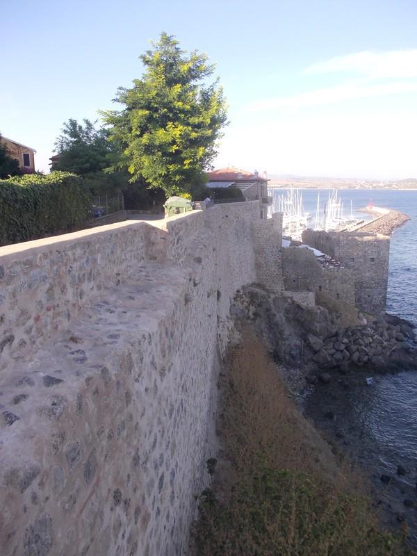 Fortificazioni Mura di Talamone a Talamone 3