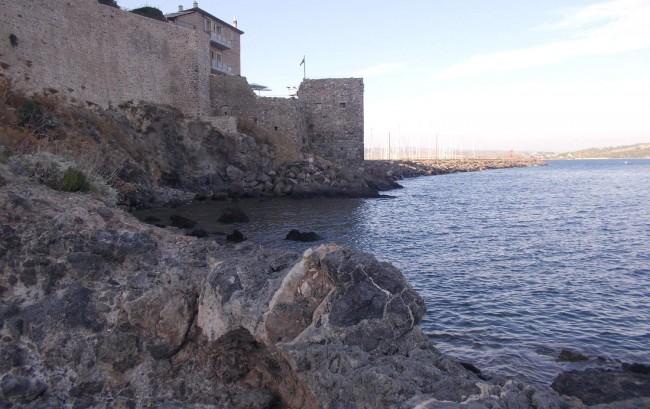 Fortificazioni Mura di Talamone a Talamone 4
