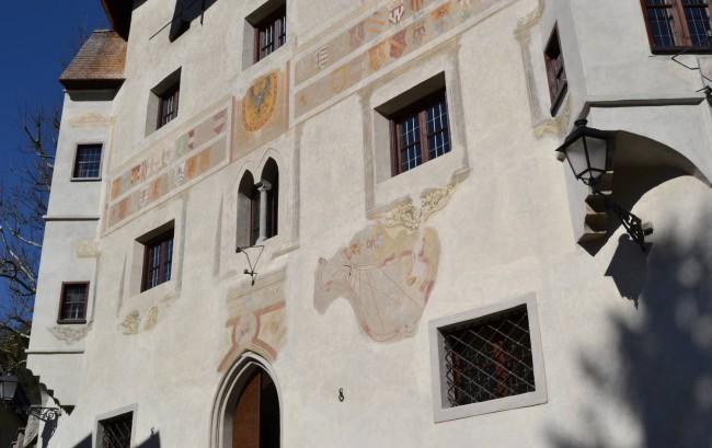 Palazzi Palazzo delle miniere a Fiera di Primiero 5