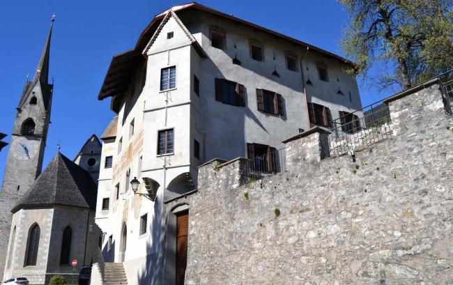 Palazzi Palazzo delle miniere a Fiera di Primiero 4