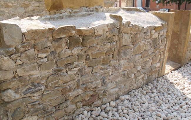 Resti e rovine antiche Ruderi Castello Belluno a Belluno 4