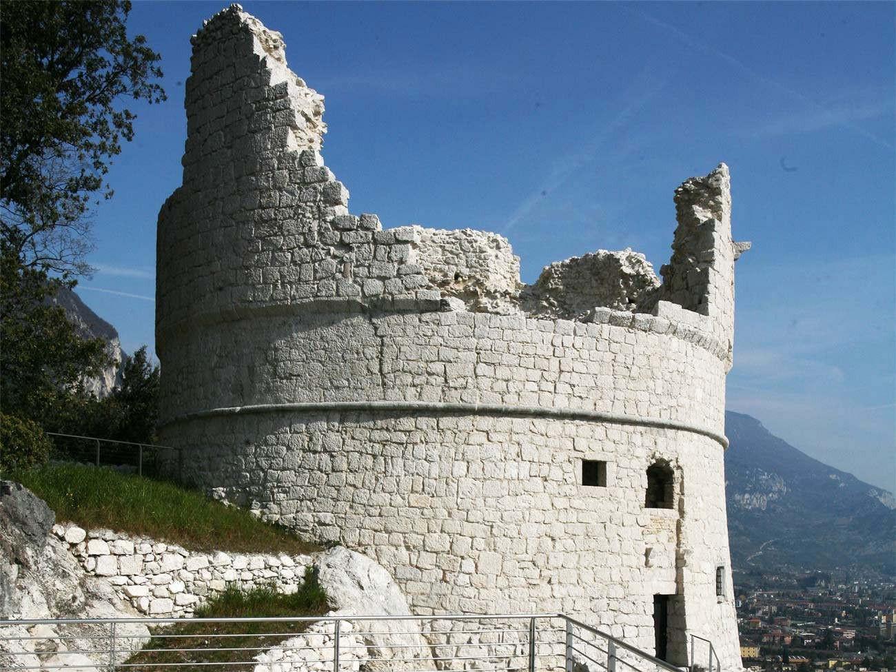 Fortificazioni Bastione Veneziano a Riva del Garda 5
