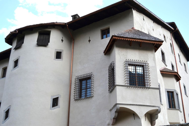 Fortificazioni Castel Caldes a Caldes 2