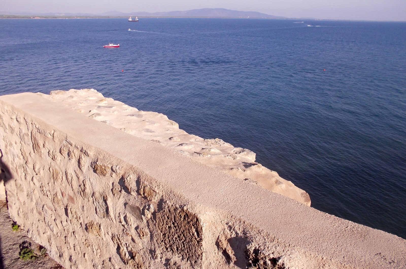 Fortificazioni Mura di Talamone a Talamone 2