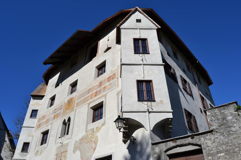 Palazzi Palazzo delle miniere a Fiera di Primiero 3