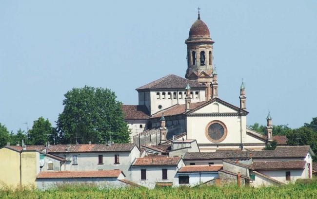 Barocker Glockenturm S.Sigismondo