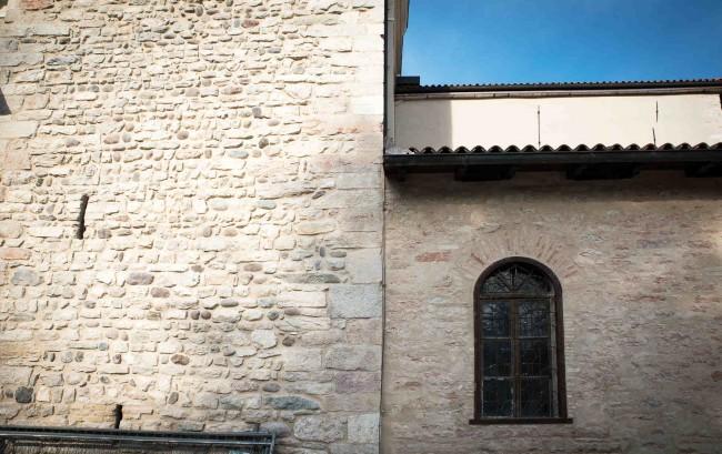 Restaurierung Innen- und Außenbereich