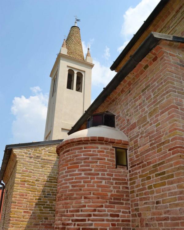 Kirche Santa Maria del Cantuello