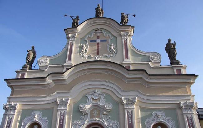 Barockkirche San Bernardino