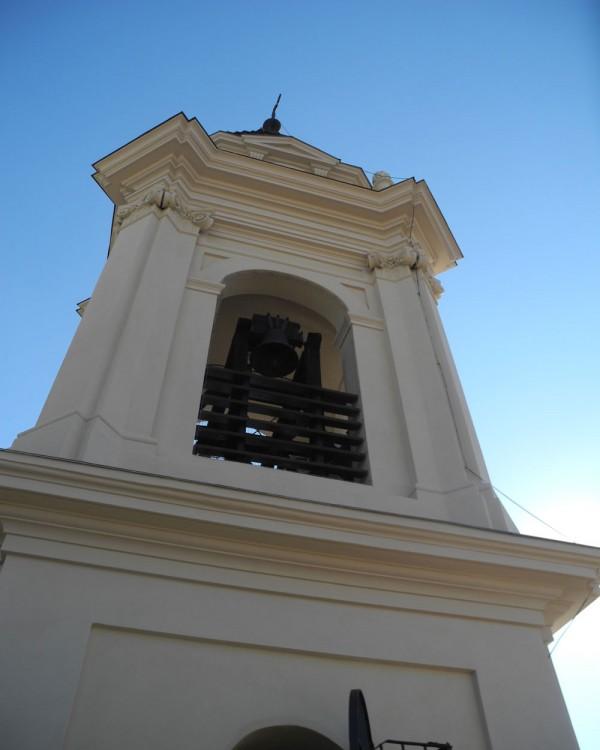 Kirche Santa Croce zwischen 1718 und 1730 erbaut