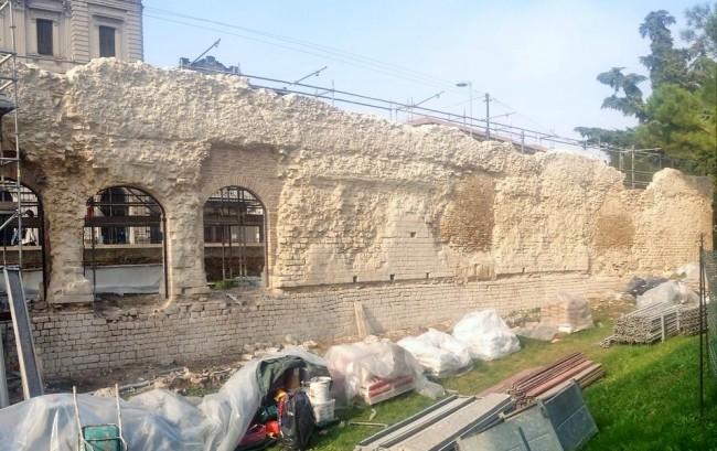 Römisches Amphitheater Padova