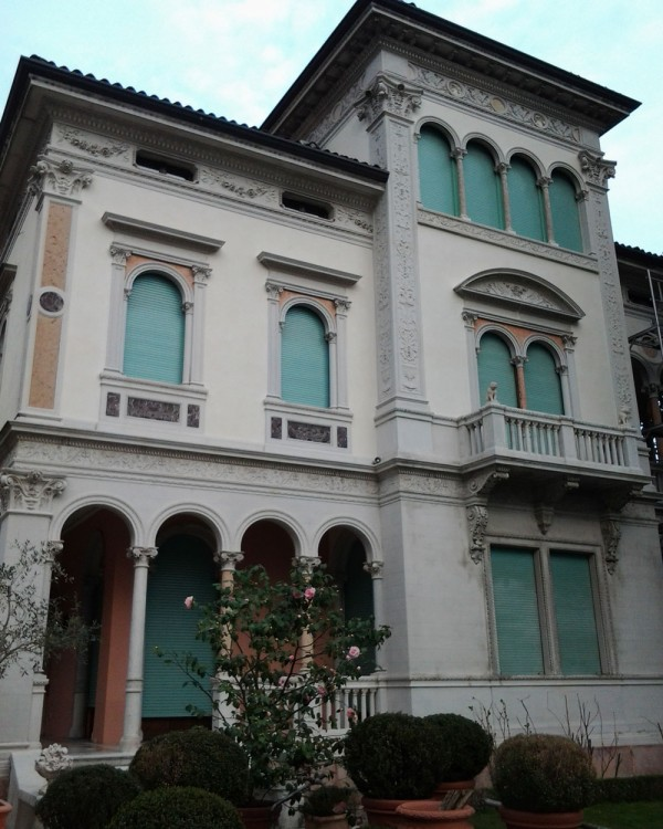 Relais & Chateaux Villa Abbazia