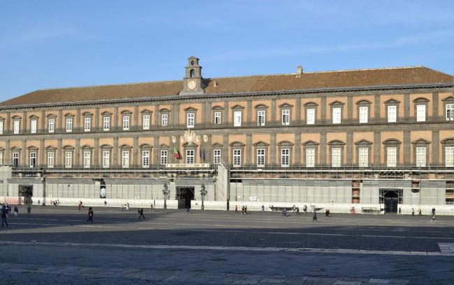 Königlicher Palast der Borbonen