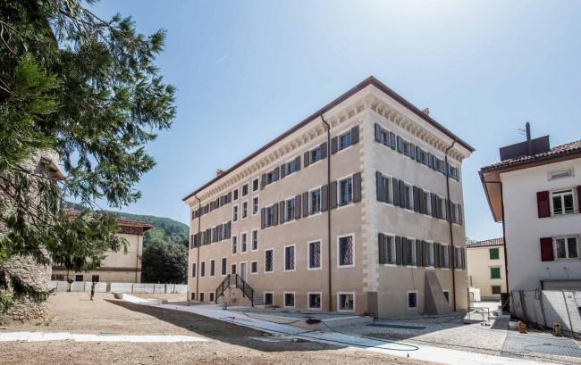 Sitz der Gemeindeverwaltung Rovereto