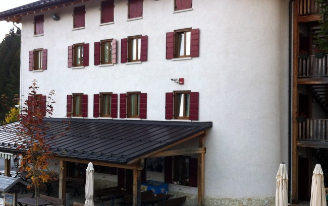 Berggasthof - Rifugio Barricata