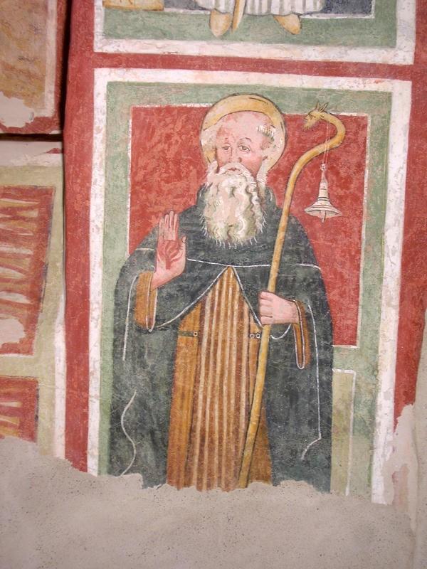 Kirche Sant'Anna - Monte Pietra Perduca